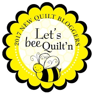 Let's Bee Quilt'n Logo