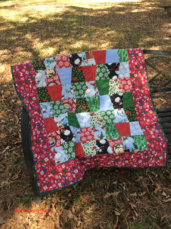 Picture of Cup of Christmas Cheer Quilt