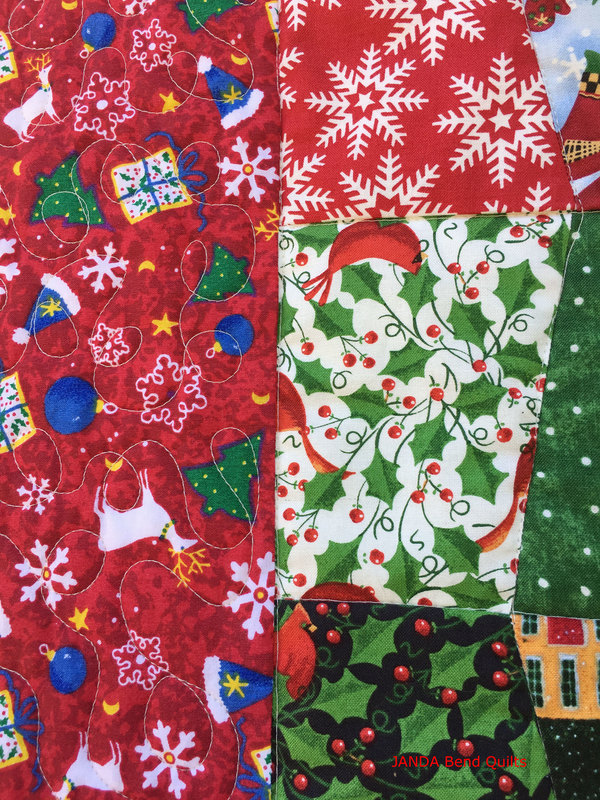 Picture of Quilting Detail