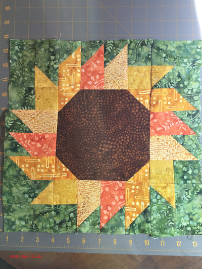 Block 4: Sunflower