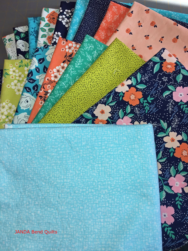 Picture of Selected Fabrics