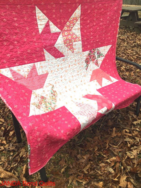 Picture of Star;ing Quilt