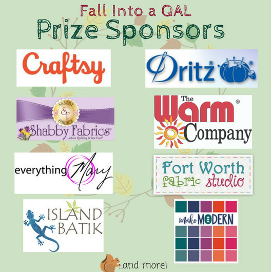 Picture of QAL Sponsors