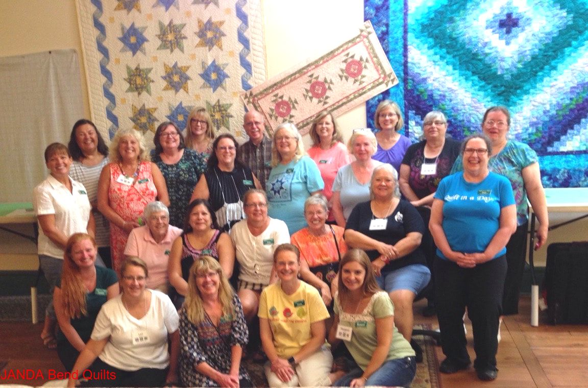 Picture of Quilt in a Day Certified Teachers