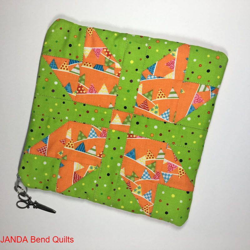 Picture of Front of the Pouch