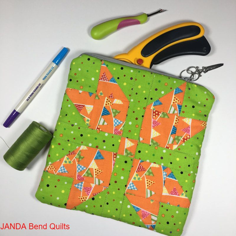 Picture of Sewing Machine Accessory Pouch