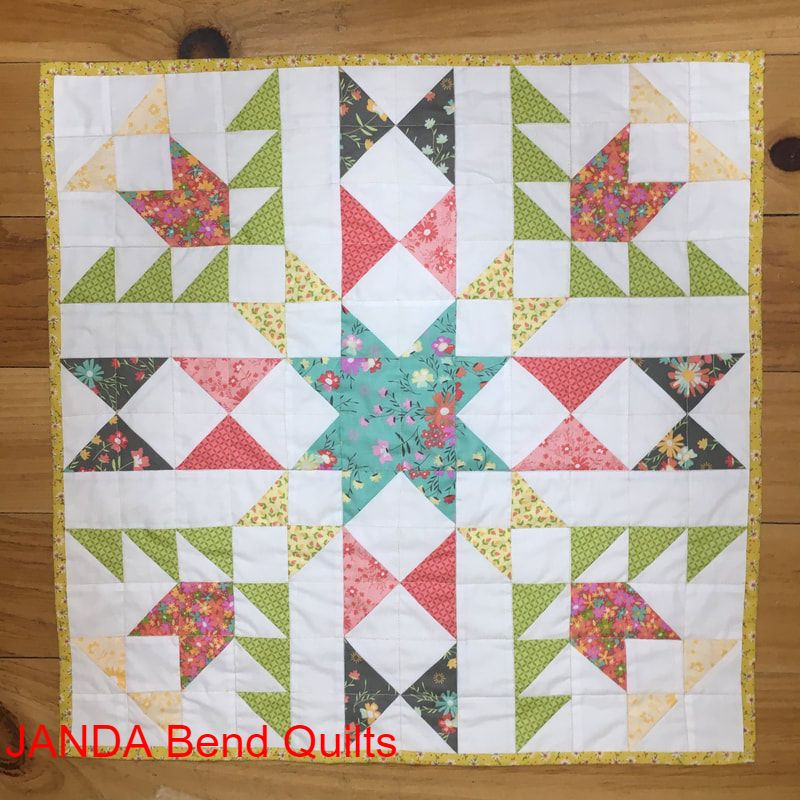 Picture of Mini Quilt 1
