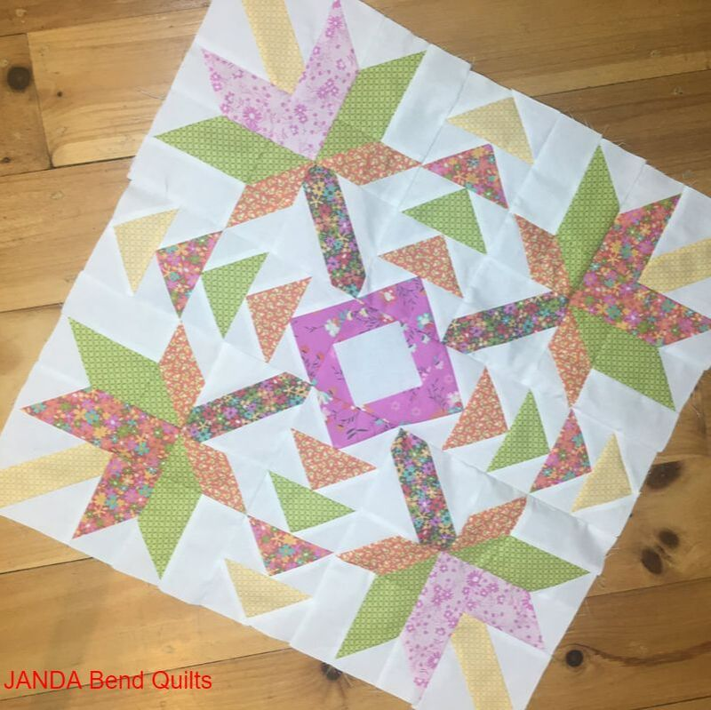 Pictureof Mini Quilt Top